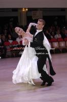 Photo of Alex Freyr Gunnarsson & Anna Trenzeleva