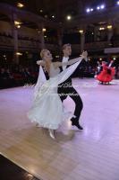 Alex Freyr Gunnarsson & Anna Trenzeleva at