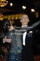 Jaxon Putland & Nicola Foxwell at Crown International Dance Championships 2018