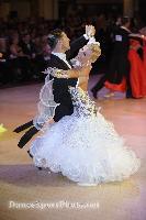 Roberto Villa & Morena Colagreco at Blackpool Dance Festival 2008