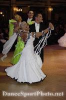 Eric Voorn & Charlotte Voorn at Blackpool Dance Festival 2009