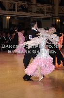 Mark Elsbury & Olga Elsbury at Blackpool Dance Festival 2009
