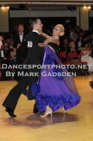 Mark Elsbury & Olga Elsbury at Blackpool Dance Festival 2010