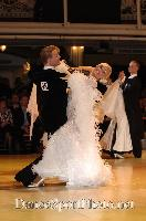 Tony Dokman & Amanda Dokman at Blackpool Dance Festival 2007