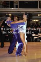 Andrea Silvestri & Martina Váradi at Blackpool Dance Festival 2010