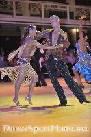Niels Didden & Gwyneth Van Rijn at Blackpool Dance Festival 2008