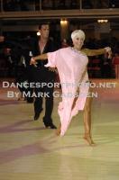 David Byrnes & Karla Gerbes at Blackpool Dance Festival 2011
