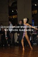 David Byrnes & Karla Gerbes at Crown DanceSport Championships