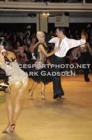 David Byrnes & Karla Gerbes at Blackpool Dance Festival 2010