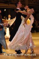 Victor Buenavida & Petra Cernakova at Blackpool Dance Festival 2007