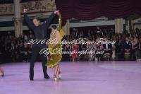 Emanuele Soldi & Elisa Nasato at