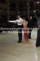 Miles Chapman & Lorna Arnold at Blackpool Dance Festival 2012
