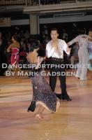 Ke Qiang Shao & Na Yang at Blackpool Dance Festival 2010