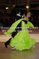 Kota Shoji & Nami Shoji at Blackpool Dance Festival 2011