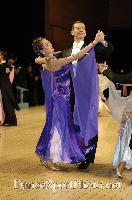Kota Shoji & Nami Shoji at UK Open 2007