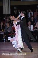 Photo of Alexandre Chalkevitch & Larissa Kerbel
