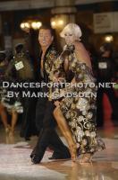 Andre Paramonov & Natalie Paramonov at Blackpool Dance Festival 2011