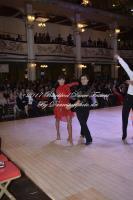Denys Drozdyuk & Antonina Skobina at
