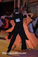 Danny Stowell & Kate Moore at Blackpool Dance Festival 2008