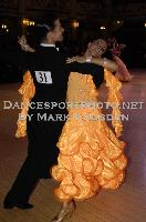 Danny Stowell & Kate Moore at Blackpool Dance Festival 2009