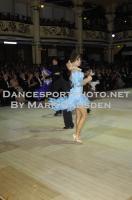 Evgeni Smagin & Polina Kazatchenko at Blackpool Dance Festival 2012