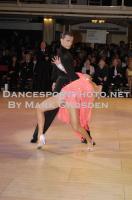 Evgeni Smagin & Polina Kazatchenko at Blackpool Dance Festival 2010