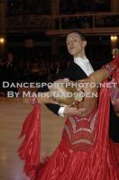 Arunas Bizokas & Katusha Demidova at Blackpool Dance Festival 2011