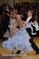 Arunas Bizokas & Katusha Demidova at Blackpool Dance Festival 2008