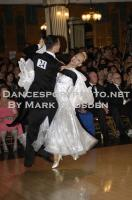 Ruslan Golovashchenko & Olena Golovashchenko at Blackpool Dance Festival 2011