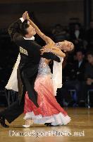 Ruslan Golovashchenko & Olena Golovashchenko at UK Open 2007