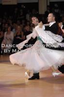 Ruslan Golovashchenko & Olena Golovashchenko at Blackpool Dance Festival 2010