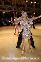 Lu Ning & Jasmine Ding Fang Zhang at Blackpool Dance Festival 2009