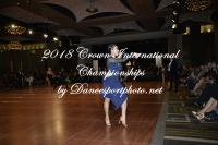 Unassigned/Not identified at Crown International Dance Championships 2018