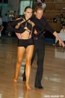 Kyrylo Khytrov & Natalia Granko at Kyiv Open 2004
