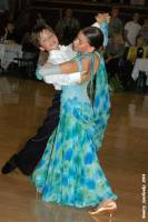 David Mhitaryan & Galina Mhitaryan at Kyiv Open 2004