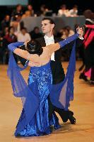 Ryan Kenner & Haiwen Chen at Big Apple Dancesport Challenge 2008
