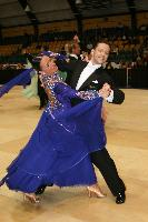 Pasha Pashkov & Inna Brayer at NJ Dancesport Classic 2007 (Spring Fling)