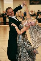 Marek Gabor & Denisa Jancusova at The Yankee Classic 2008