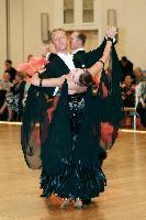 Genya Bartashevich & Olga Chekhova at The Yankee Classic 2008