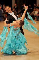Alex Spencer & Katarzyna Herink at Big Apple Dancesport Challenge 2008