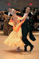 Xingmin Lu & Katerina Lu at Big Apple Dancesport Challenge 2008