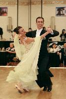 Lucas Chockuba & Paulina Malinowska at The Yankee Classic 2008
