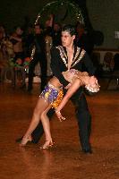 Photo of Brandon Segovia & Serena Pav