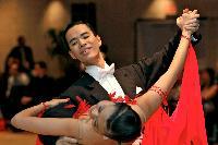 Tuan Phan & Angie Chen at Big Apple Dancesport Challenge 2008