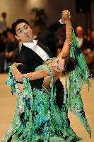 Kani Liao & Anna Chaldysheva at Big Apple Dancesport Challenge 2008