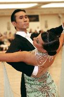 SeHyoung Jang Don & Adele Jang Don at The Yankee Classic 2008