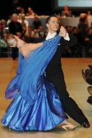 Yuri Nartov & Diana Shmatova at Big Apple Dancesport Challenge 2008