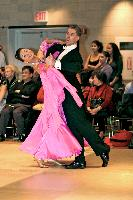 Vasyl Makarov & Grace Fu at Big Apple Dancesport Challenge 2008