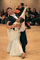 Yuan Ren & Miyoung Kim at Big Apple Dancesport Challenge 2008