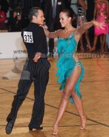 Marek Hrstka & Veronika Flaskova at Austrian Open Championships 2012